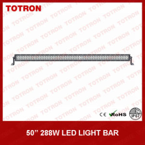 Totron ATV UTV Offroad LED Light Bar with 3W Epistar LEDs (TLB4288) pictures & photos