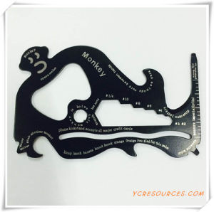 Portable Stainless Steel Multi Tool Card for Promotion (OS18007) pictures & photos