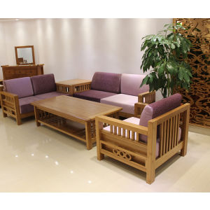Bamboo Furniture Sofa Coffee Table pictures & photos