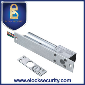 Fail Safe Electric Drop Bolt Lock with Timer