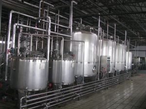 Full Automatic 3000L/H Fresh Juice Production Line pictures & photos