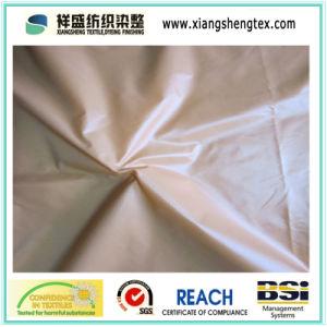 Oil Cire Nylon Taffeta Fabric for Down Garment pictures & photos