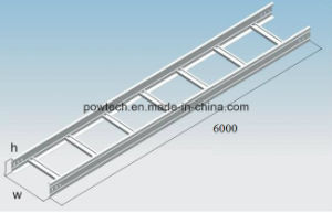 Heavy Duty Cable Tray -2 pictures & photos
