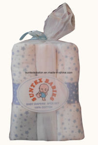 Reusable Muslin Cotton Baby Diapers pictures & photos
