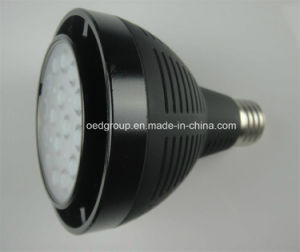 30W E27 LED PAR Lamp with Osram LED Chip and AC85V~265V pictures & photos