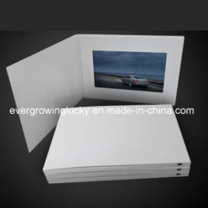 Newest Product 2016 Souvenir Postcard with LCD Screen pictures & photos