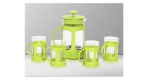 High Quality French Press Set with 4 Cups pictures & photos