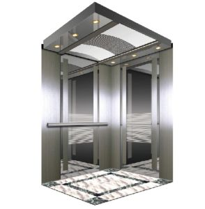 Vvvf Passenger Elevator with Gearless Drive