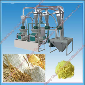 Wheat Machine / Machinery to Make Wheat Flour pictures & photos