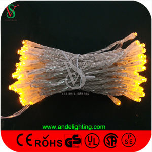 Clear PVC Cable Christmas LED String Light pictures & photos