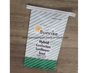 White Kraft Paper Bag for Hybrid Confection Sunflower Seed pictures & photos