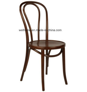 Wooden Thonet Chair, White, Mahogany, Brown Color pictures & photos