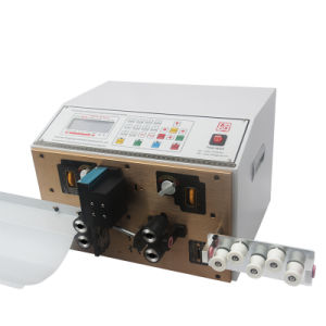 Auto Wire Cutting and Stripping Machine pictures & photos