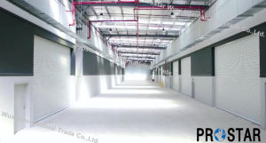 White Color Roller Door with or Without PU Foam pictures & photos