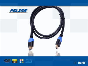High Speed Gold Plated Male to Male HDMI Cable pictures & photos