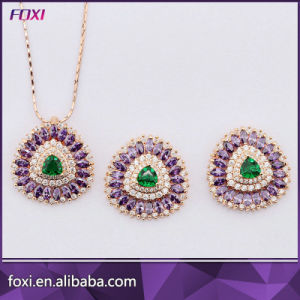 New Design African Fashion Jewelry Set for Wedding Party pictures & photos