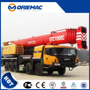 Sany Stc200s 20 Ton Crane Truck 4 Section pictures & photos