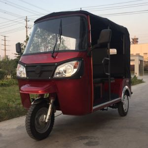 Kick Mode Passenger Tricycle with 200cc 4 Strokes pictures & photos