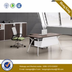 Modern Black Color CEO Boss Executive Manager Office Desk (UL-NM010) pictures & photos