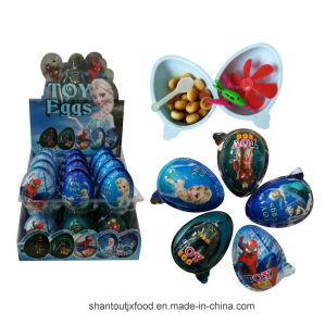 Big Toy Chocolate Egg 15 G pictures & photos