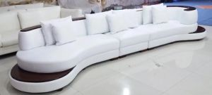 Stylish Modern Living Room Corner Sofa Chaise pictures & photos