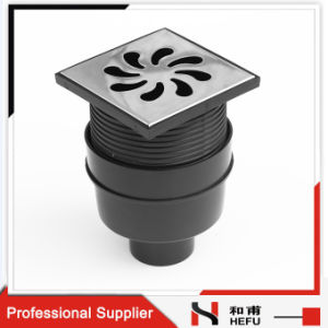 HDPE Plumbing Swimming Pool Cover Types Long Stainless Floor Drain pictures & photos