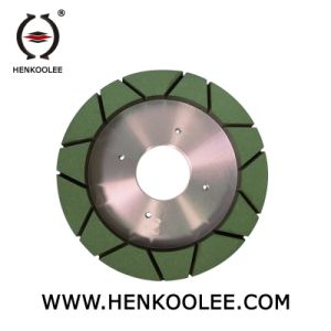 Diamond Tools For Resin-Bond Diamond Grinding Wheel (Continuous Rim 250-300mm) pictures & photos