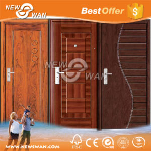 Exterior Security Steel Iron Door / Main Entrance Metal Door pictures & photos