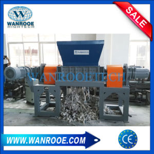Double Shaft Wood / Timber / Wood Pallet Shredder pictures & photos