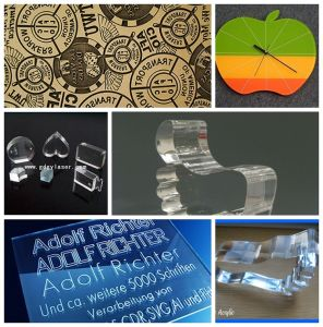 Excellent Acrylic 1300*900mm CO2 Laser Cutting and Engraving Machine pictures & photos