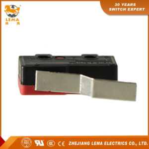 Lema Kw12-4 Bent Lever Electric Mini Micro Switch T85 5e4 pictures & photos
