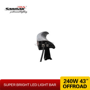 """43"""" Offroad Auto CREE 240W Curved LED Light Bar pictures & photos"""