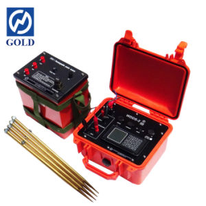 Geophysical Resistivity Meter and Ves Vertical Electrical Sounding Equipment for Water Detection and Ore Mining Detector pictures & photos