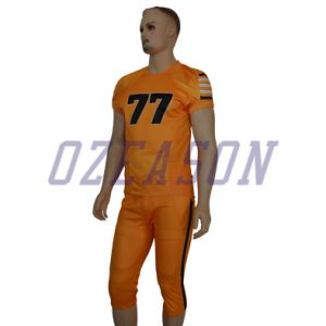 New Custom American Football Uniforms, American Football Jerseys / Team Race American Football Jersey pictures & photos