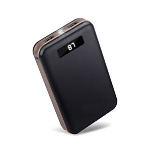 Portable Solar Cell Charger 20000mAh Power Bank with Compass pictures & photos