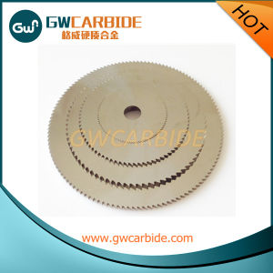 High Performance Tungsten Carbide Saw Disc pictures & photos