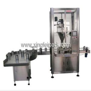 Milk Powder Filling Machine Powder Cans Feeding, Packaging Machine pictures & photos