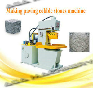 Stone Smart Cutting Machine for Making Paving Stone (P90) pictures & photos