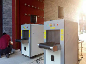 Security Baggage Scanners X-ray Luggage Scanning Equipment pictures & photos