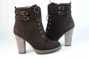 Fashion Design Heeled Bootie for Women pictures & photos