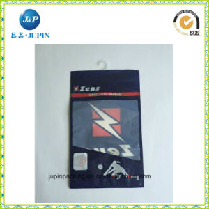 New Window PVC Header Printing Plastic Packing Bag (JP-plastic021) pictures & photos