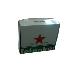 Custom Design Cardboard Package Box pictures & photos
