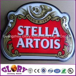 Mould Sucking Outdoor Acrylic Wall Sign pictures & photos