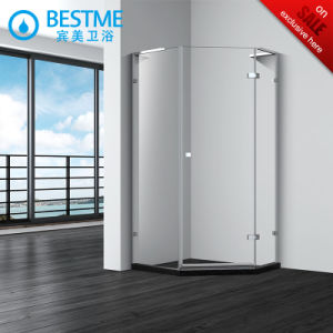 Stainless Steel/Hinge Shower Cubicle /Shower Galss (BL-L0047-Z) pictures & photos