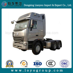 Sinotruck HOWO A7 290-420HP 6X4 Tractor Truck pictures & photos