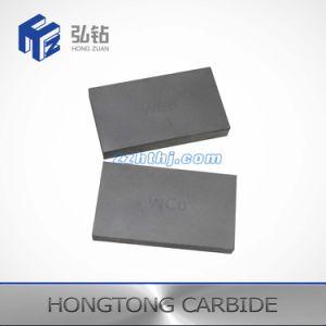 Customized Tungsten Carbide Rectangular Plate pictures & photos