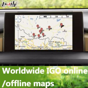 Multimedia Video Interface for Lexus for Lexus Nx Android 6.0 with Mirrorlink Igo pictures & photos