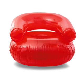 Football Kids Size inflatable Sofa Chair for Baby pictures & photos