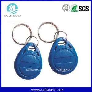 Hf 13.56MHz ISO 15693 Passive RFID Tag Keyfob pictures & photos