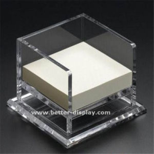 Clear Acrylic Memo Holder pictures & photos